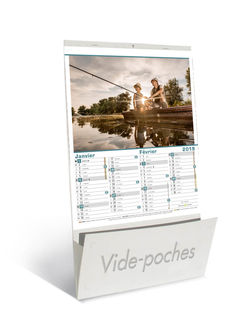 calendriers personnalises nature chasse et peche